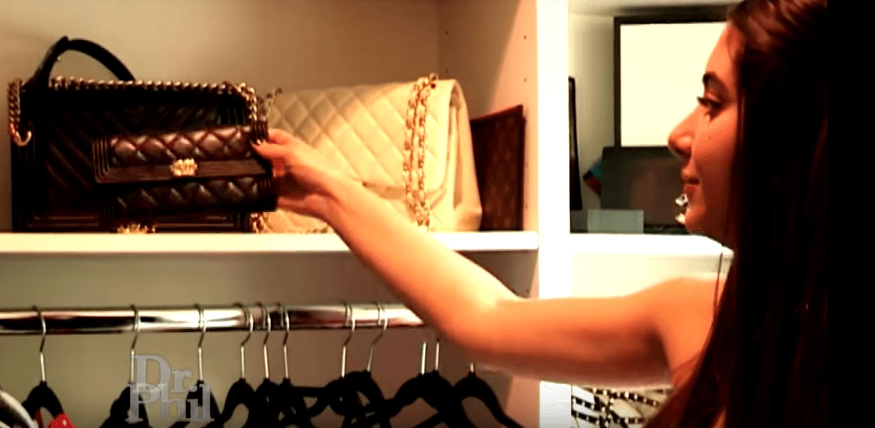 Nicolette chanel wallet