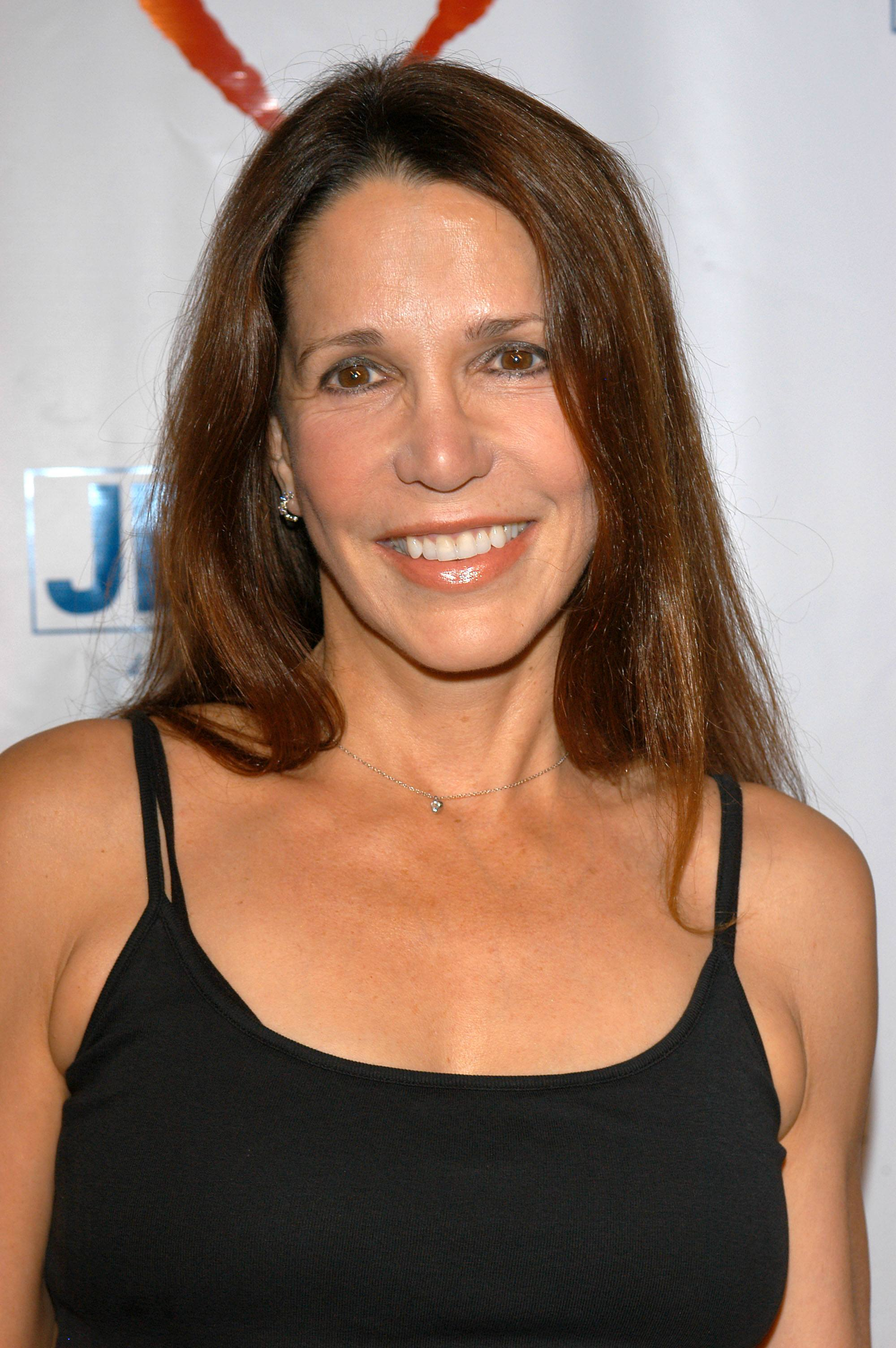 Ronald Reagan's daughter Patti Davis