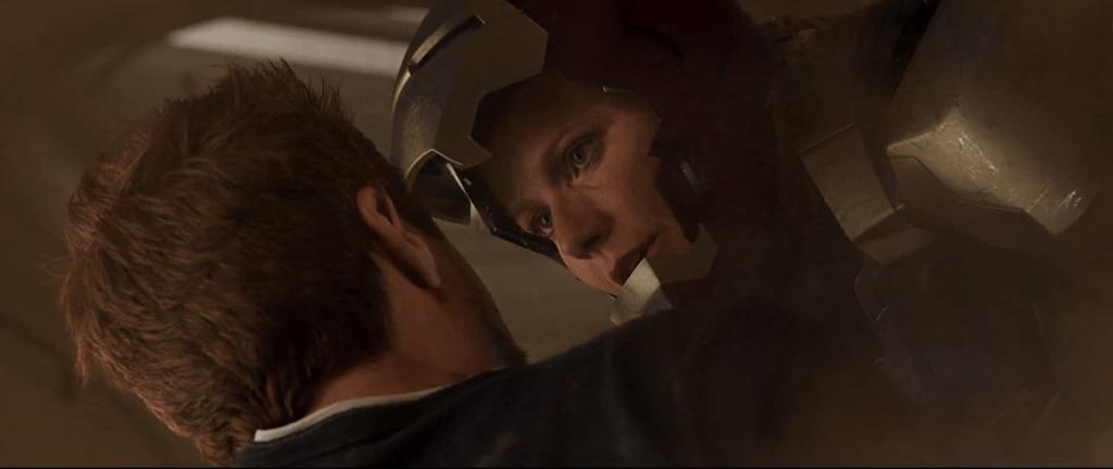 Pepper Potts in Iron Man 3