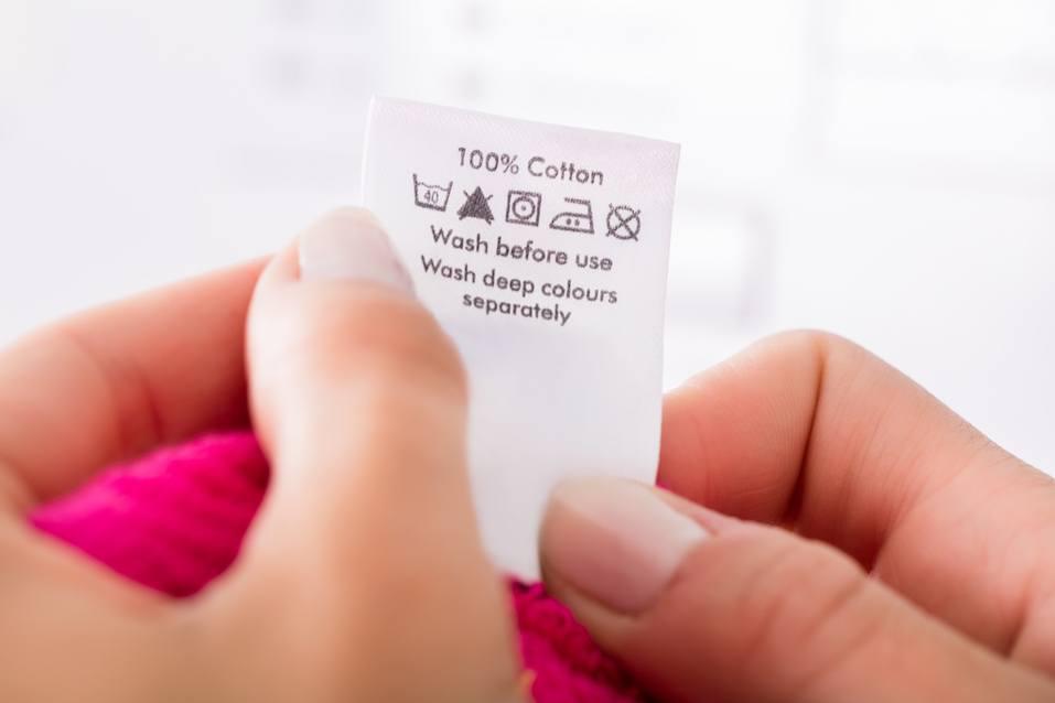 The cloth Label