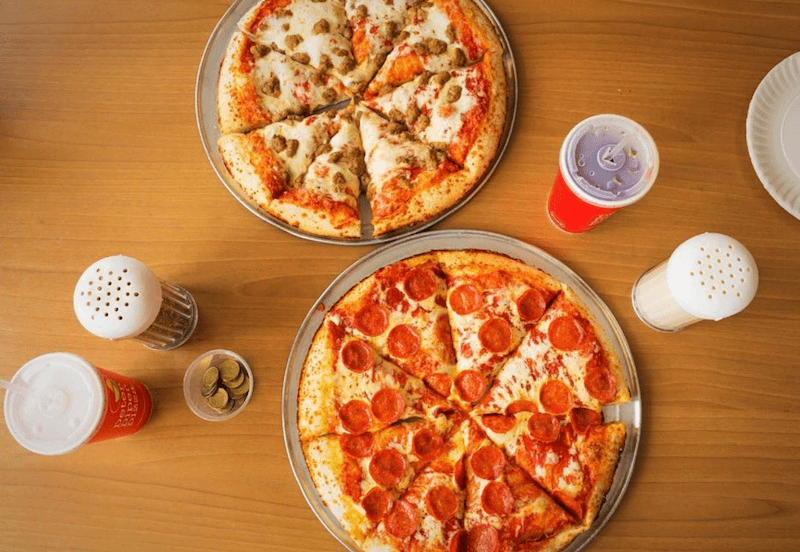 This Is The 1 Absolute Unhealthiest Pizza Chain In America