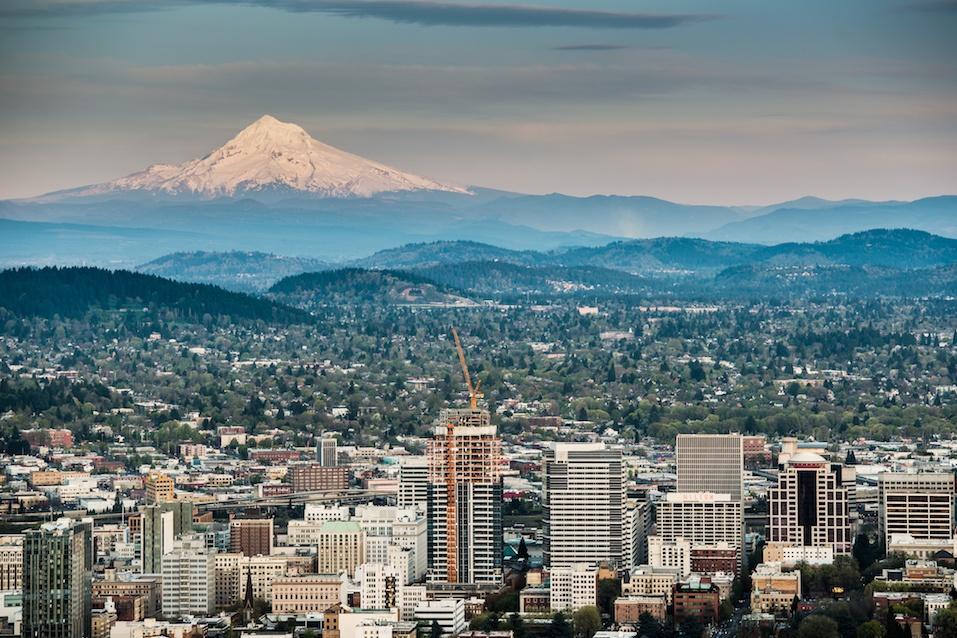 Portland, Oregon, USA.