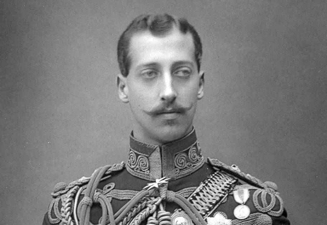 Prince Albert Victor, Duke of Clarence and Avondale aka Prince Eddy