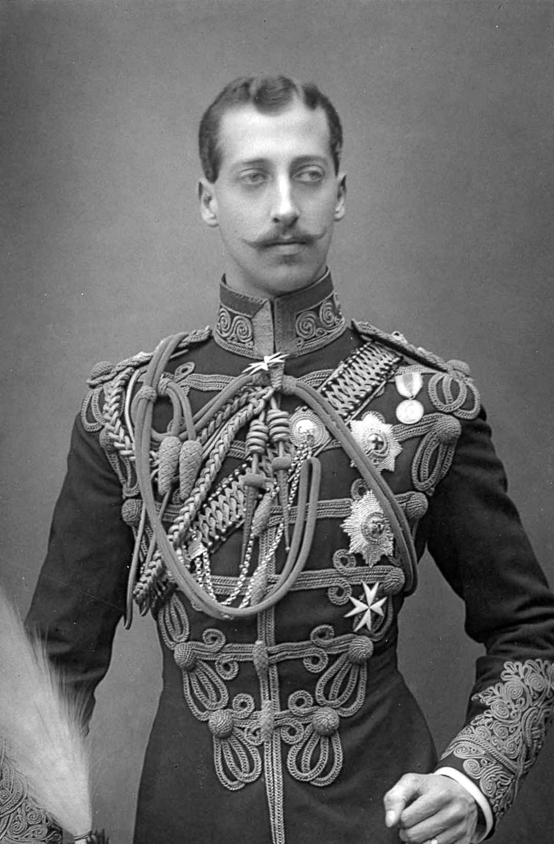 Prince Albert Victor, Duke of Clarence and Avondale aka Prince Eddy