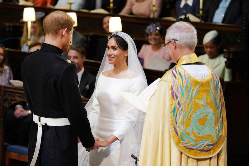Prince Harry marries Meghan Markle