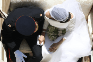 The Unbelievable Story Behind the Most Popular Photo From Prince Harry and Meghan Markle's Royal Wedding