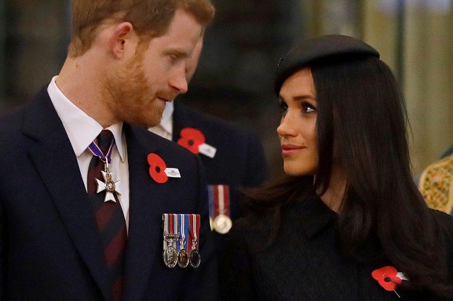 Prince William and Megan Marple