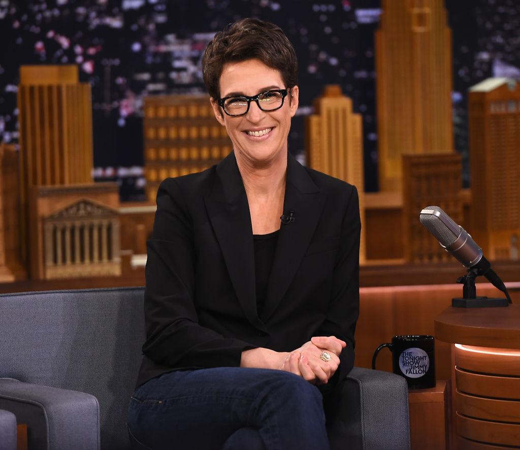 The No  1 Most Popular TV News Host In 2018 (So Far)