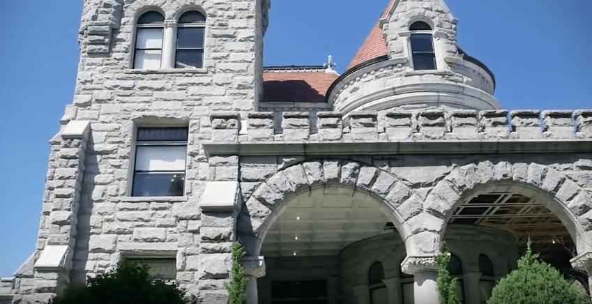 Rhodes Hall in Georgia, the headquarters of the Georgia Trust