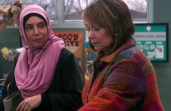 Roseanne and Fatima