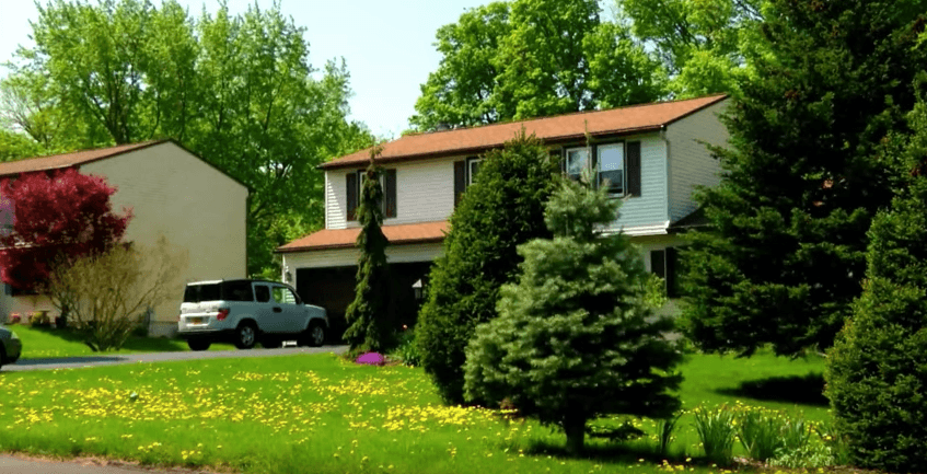 Michael Rotondo's parents' house