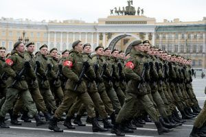 This Is How Powerful Russia's Military Is Compared to the United States'