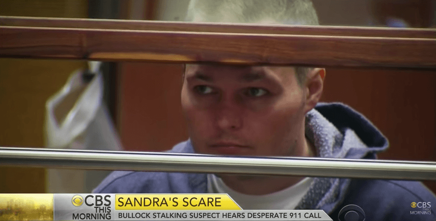 Joshua Corbett, Sandra Bullock's stalker