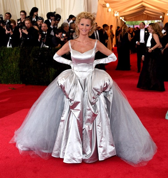 Sandra Lee attends the 'Charles James: Beyond Fashion' Costume Institute Gala at the Metropolitan Museum of Art