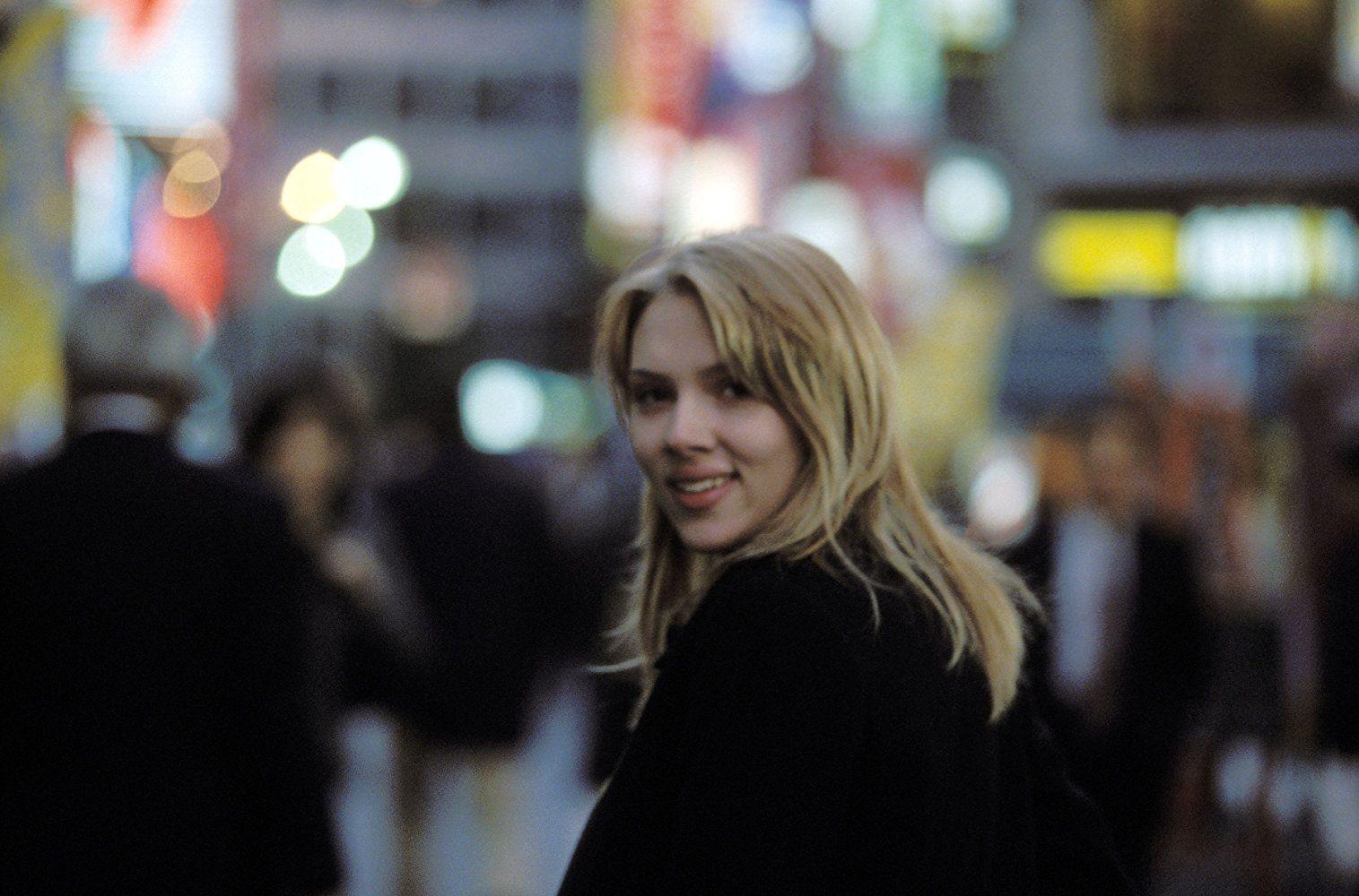 Scarlett Johansson lost in translationScarlett Johansson lost in translation