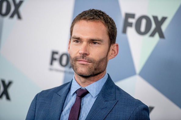 Seann William Scott attends the 2018 Fox Network Upfront at Wollman Rink, Central Par