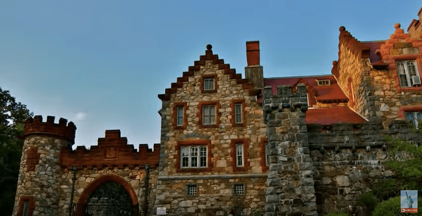 Searles Castle in Windham, New Hampshire