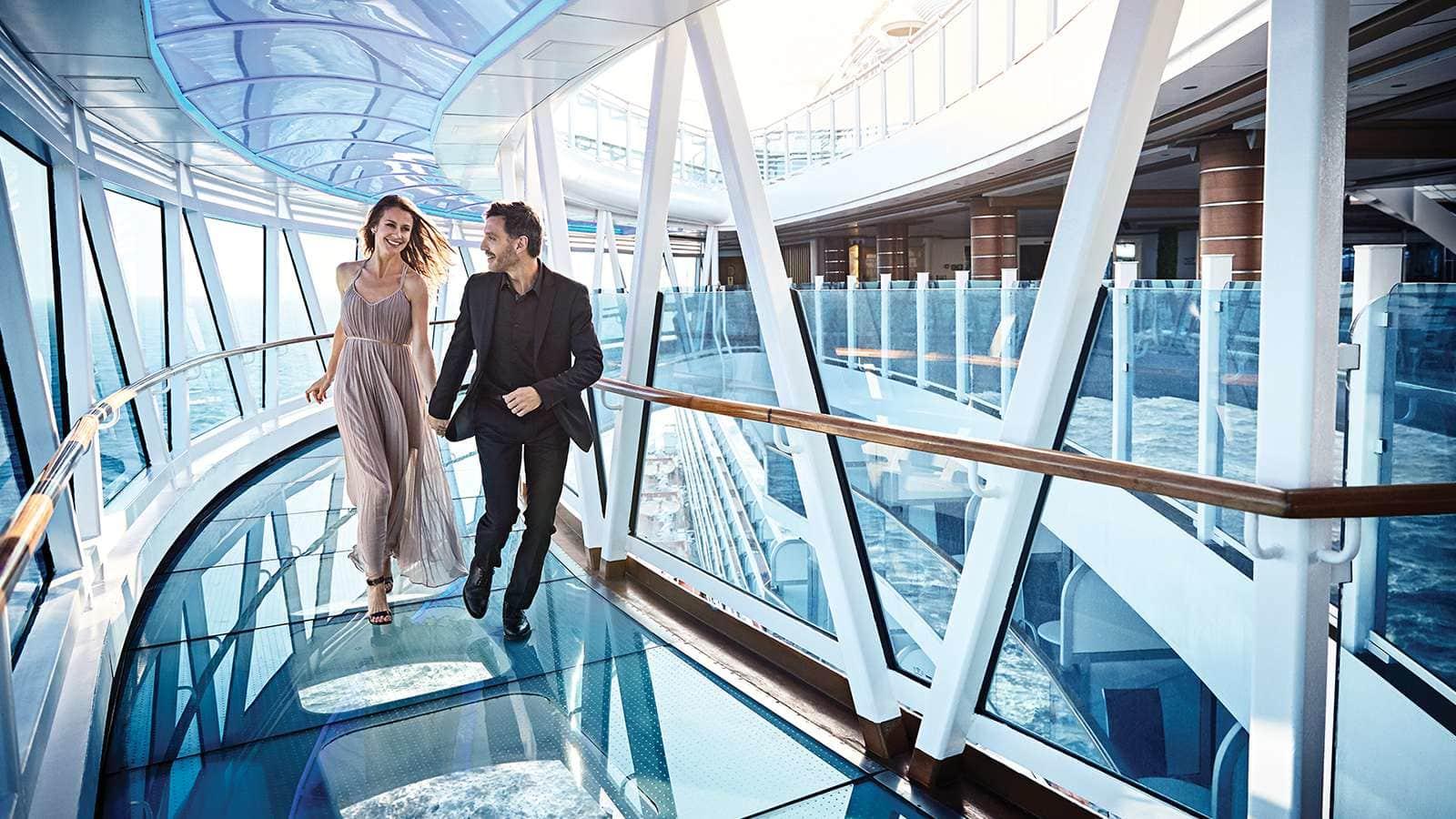 Seawalk Princess Cruises