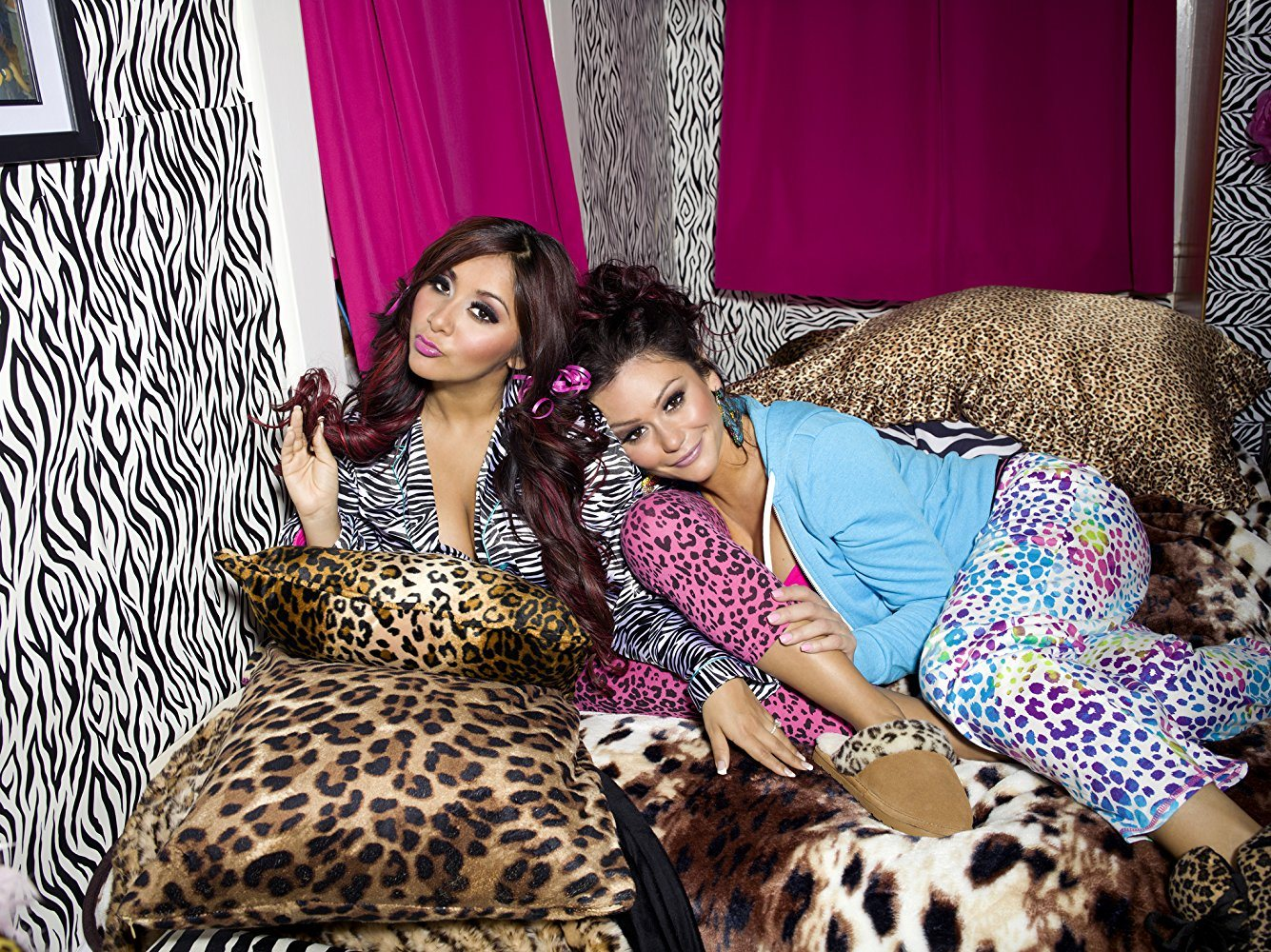 Snooki and J Wow