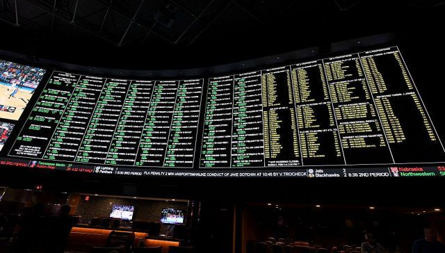 The betting line and some of the more than 400 proposition bets for Super Bowl LI