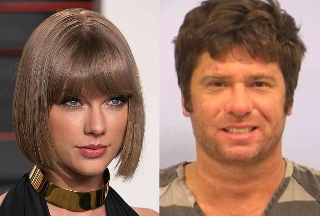 The stalker of Taylor Swift