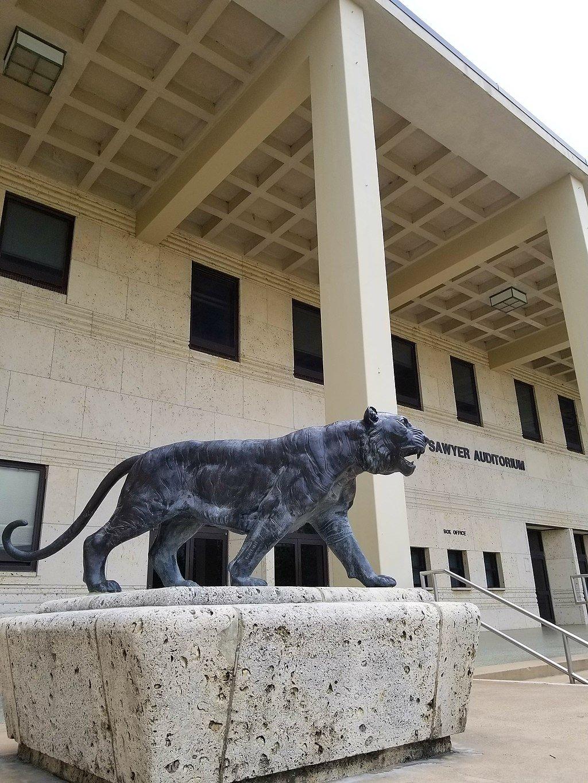 Texas Southern University auditorium
