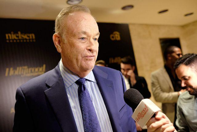 Fox News anchor Bill O'Reilly attends The Hollywood Reporter's 5th Annual 35 Most Powerful People