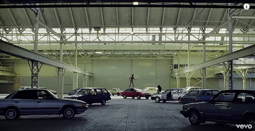 Childish Gambino 'This Is America' music video