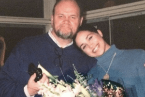 Meghan Markle's Relationship With Her Dad Has Always Been Complicated