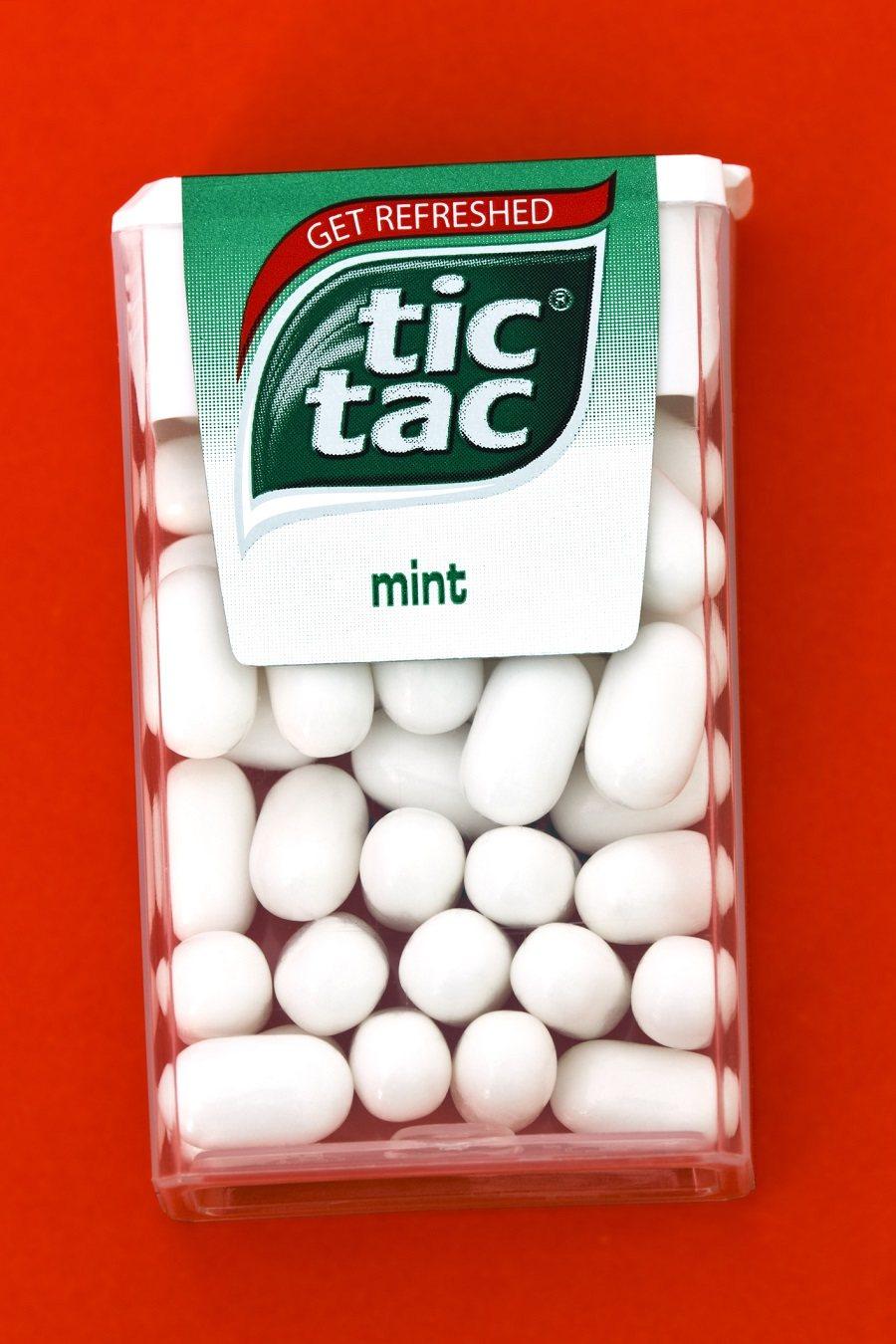 Tic Tac Box