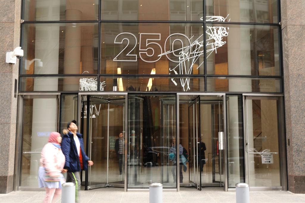 Trump Lawyer Michael Cohen's Downtown Office