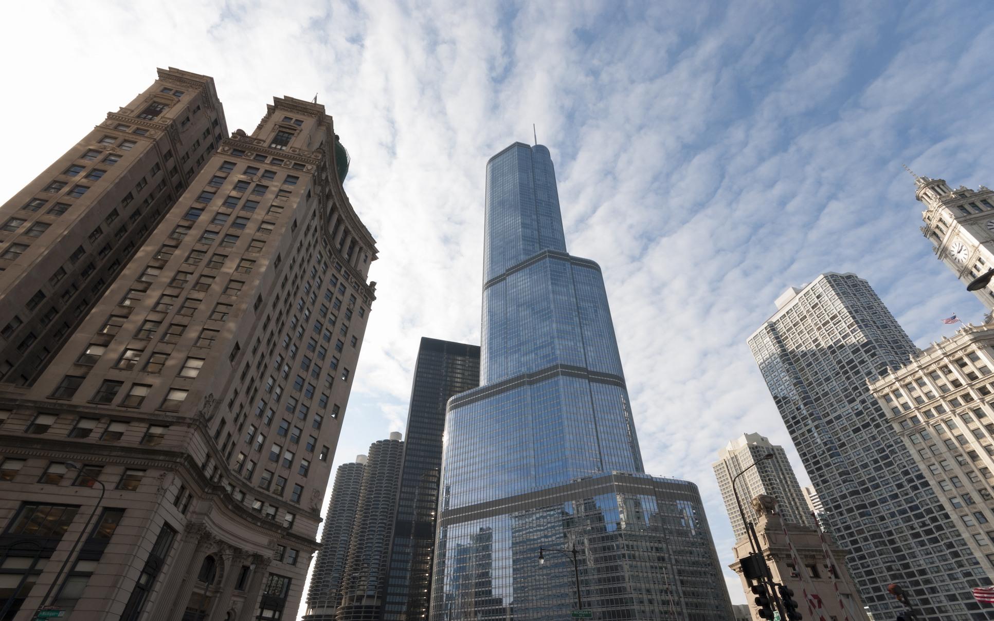 International Tower skyscraper in Chicago