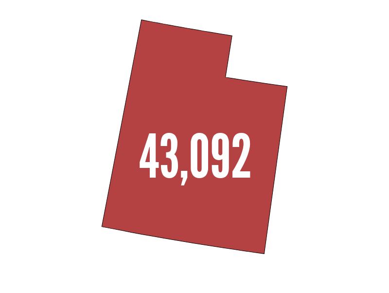 Utah jobs added