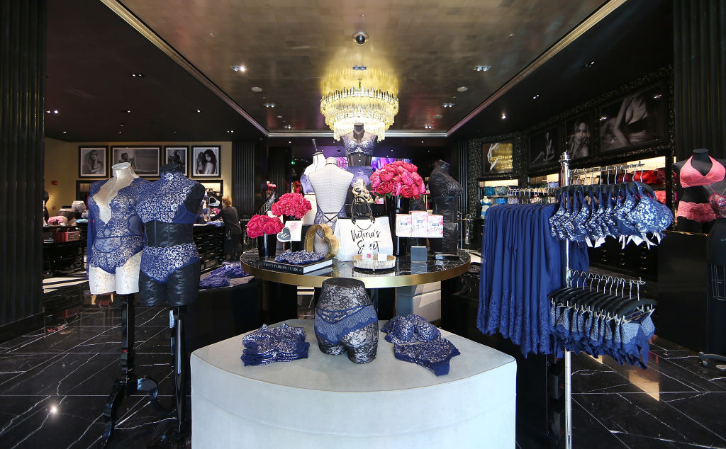Grand Opening Of Victoria's Secret Shanghai Flagship Store