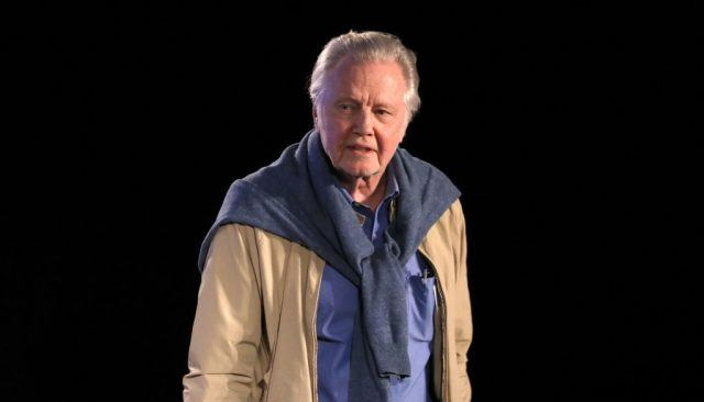 Jon Voight of Ray Donovan takes the stage during Day Two of the Vulture Festival