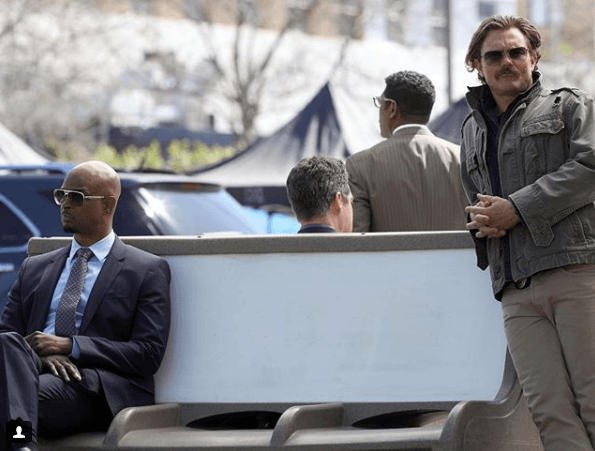 Damon Wayans and Clayne Crawford on Lethal Weapon