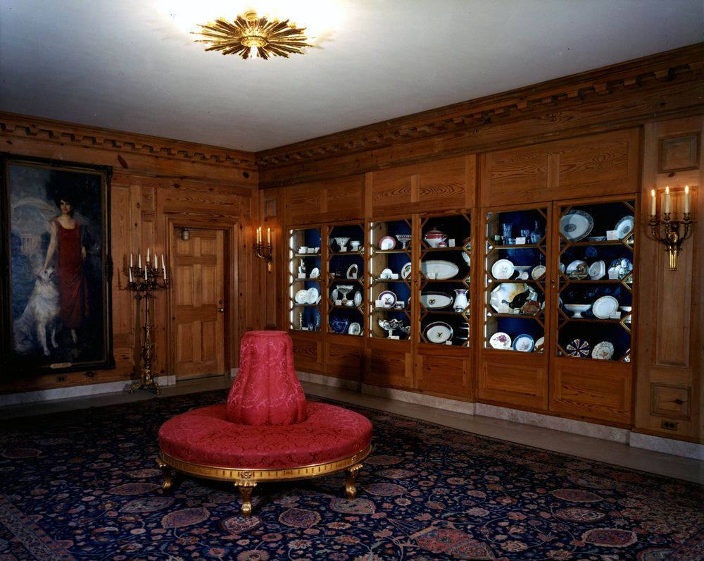 Kennedy White House curation collection