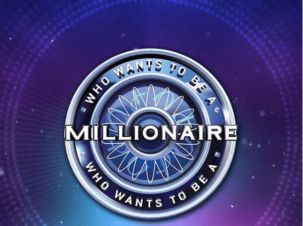 Who Wants to be a Millionaire logo
