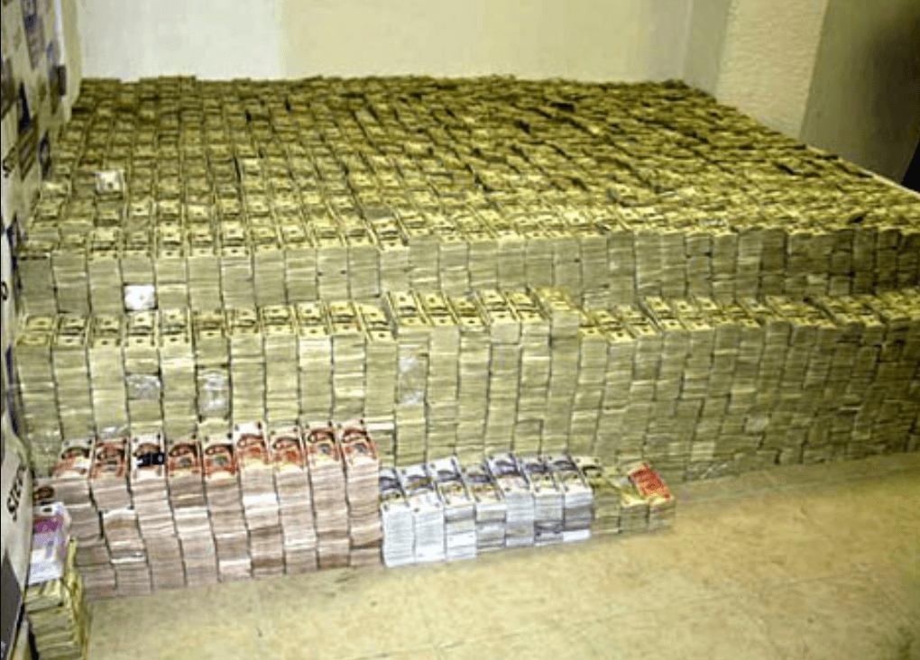 Zhenli Ye Gon money