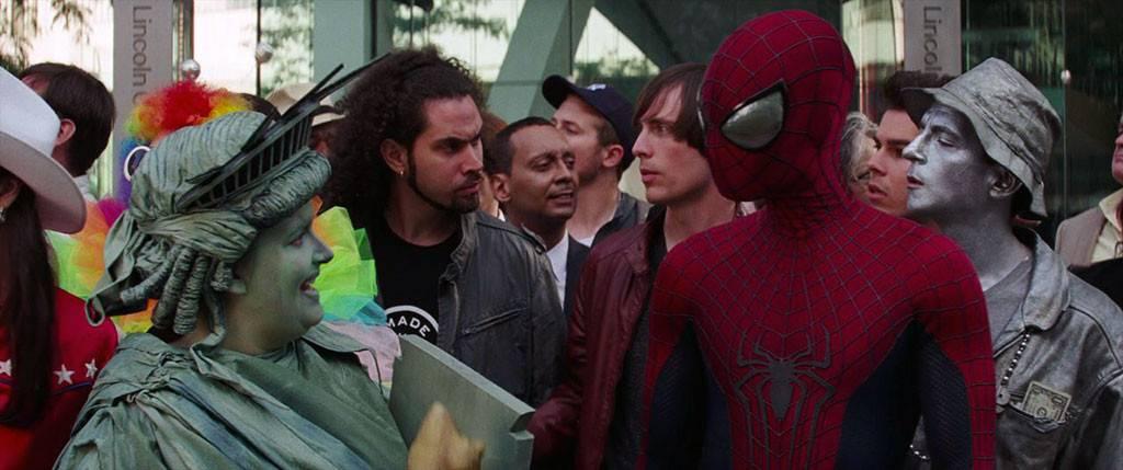 Aidy Bryant in Spider-Man 2