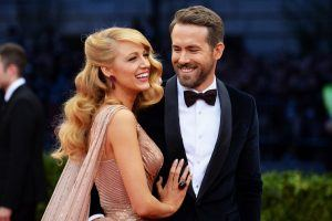 These Photos of Blake Lively and Ryan Reynolds Are Almost Too Perfect