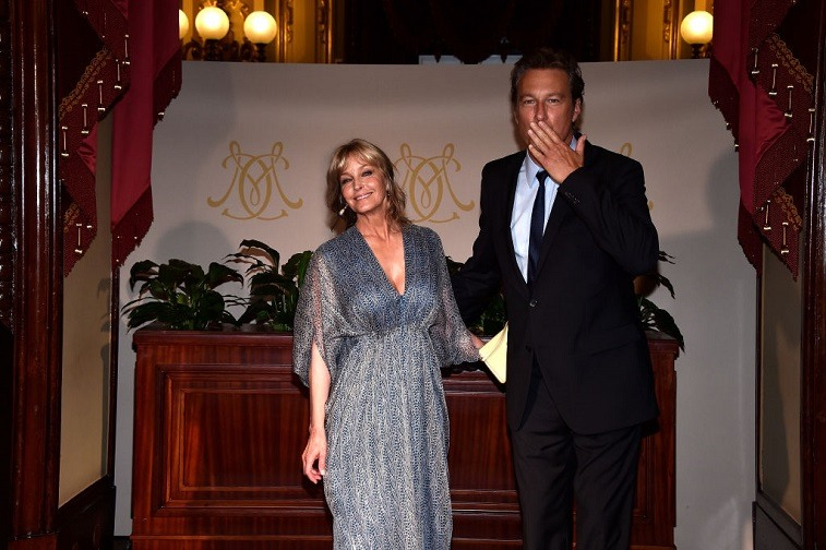 Bo Derek and John Corbett attend the After Party Opening Ceremony of the 57th Monte Carlo TV Festival at the Monte-Carlo Casino on June 16, 2017 in Monte-Carlo, Monaco.