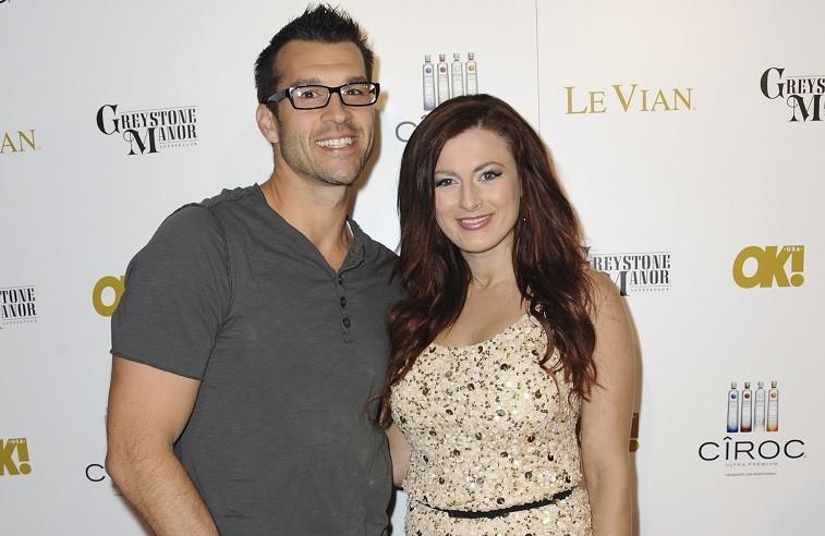 Brendon Villegas and Rachel Reilly