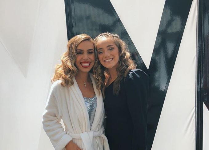 Jackie Foster and Brynn Cartelli on The Voice
