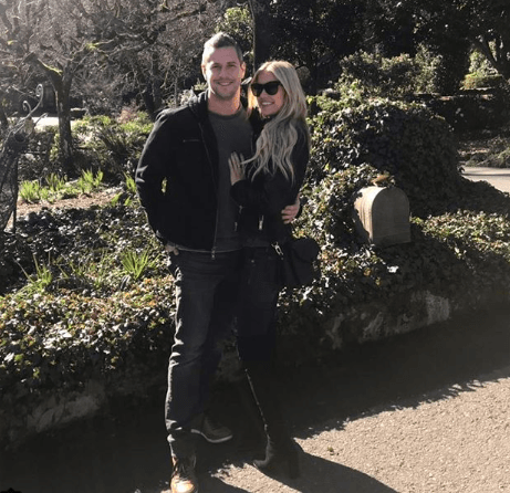 Christina El Moussa and her boyfriend