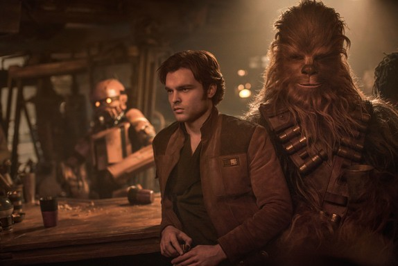 Chewie and Han