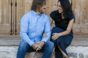 This Photo of Chip and Joanna Gaines' Son Has Everyone Obsessed