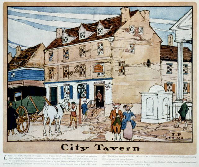 City Tavern Philadelphia