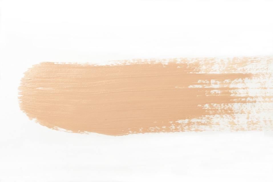 foundation stain