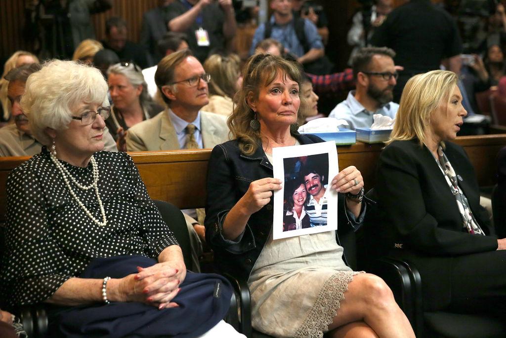 Golden State Killer arraignment